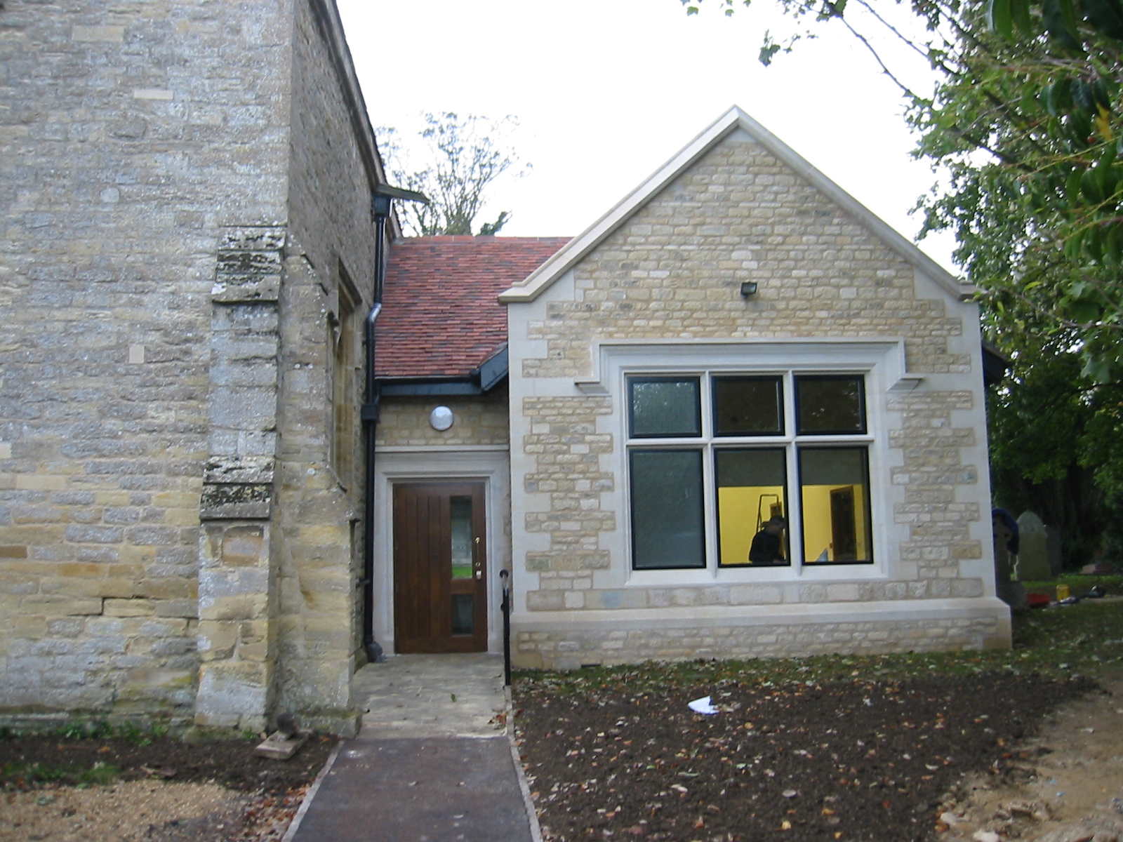 Meeting Room for St. Peter's, Sharnbrook