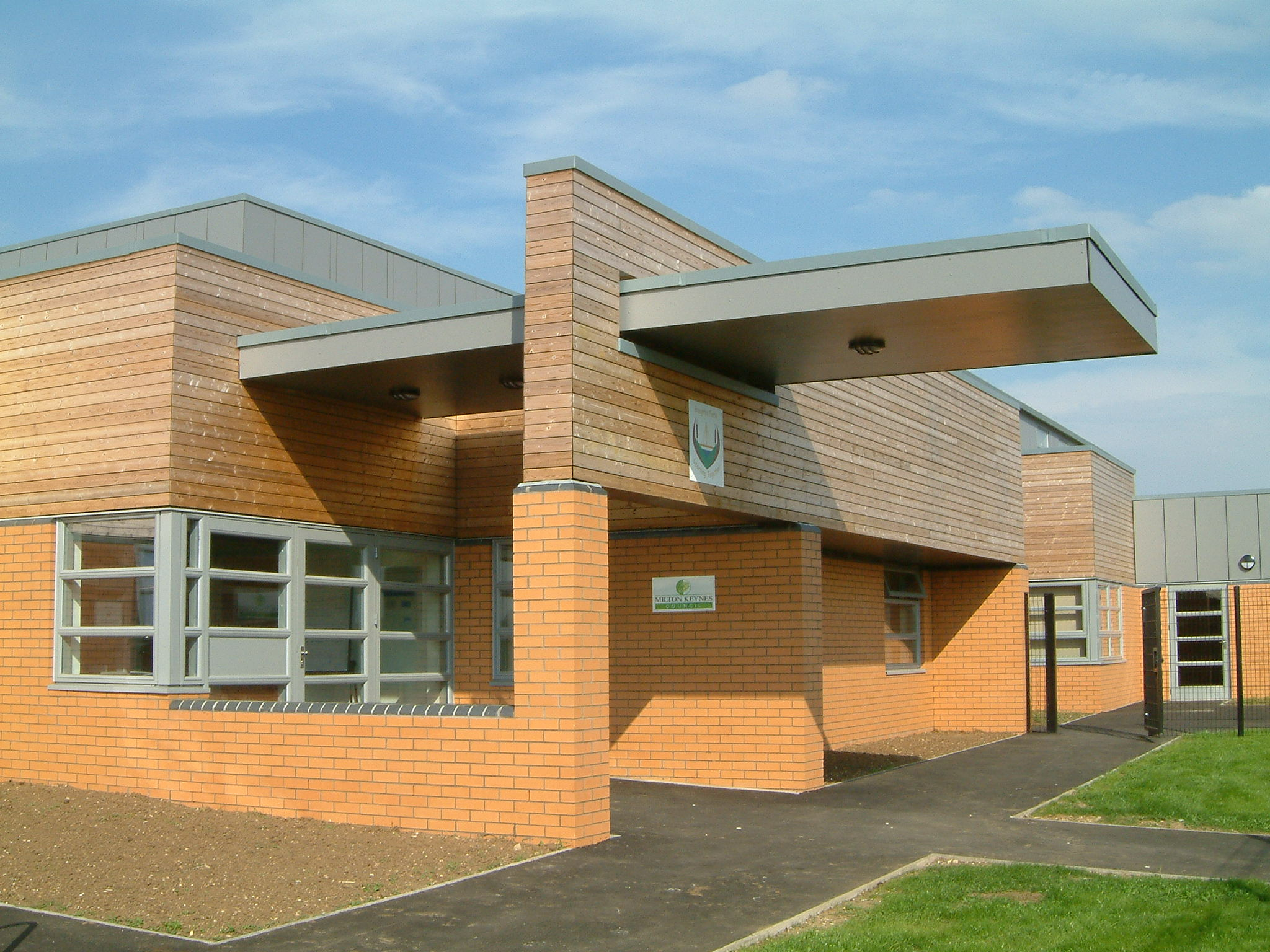Broughton Fields Primary School, Milton Keynes
