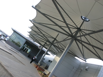 East Midlands Airport Transport Interchange