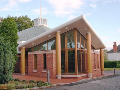 Our Lady of Lourdes Church, Derby