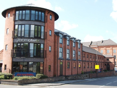 Lonsdale House, Derby