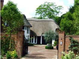 Thatched House in kingston
