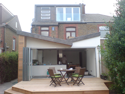 Extension & Refurbishment