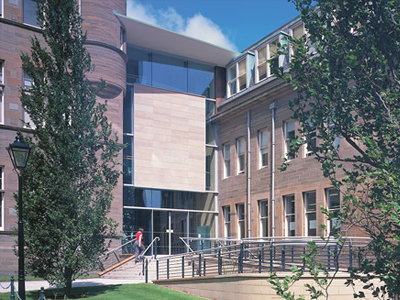 University of Dundee Link Building