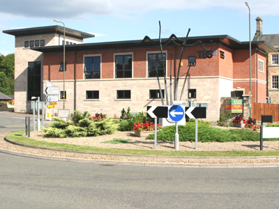 Head Office for TBS in Belper