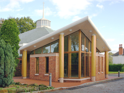 Our Lady of Lourdes Church Mickleover Derby