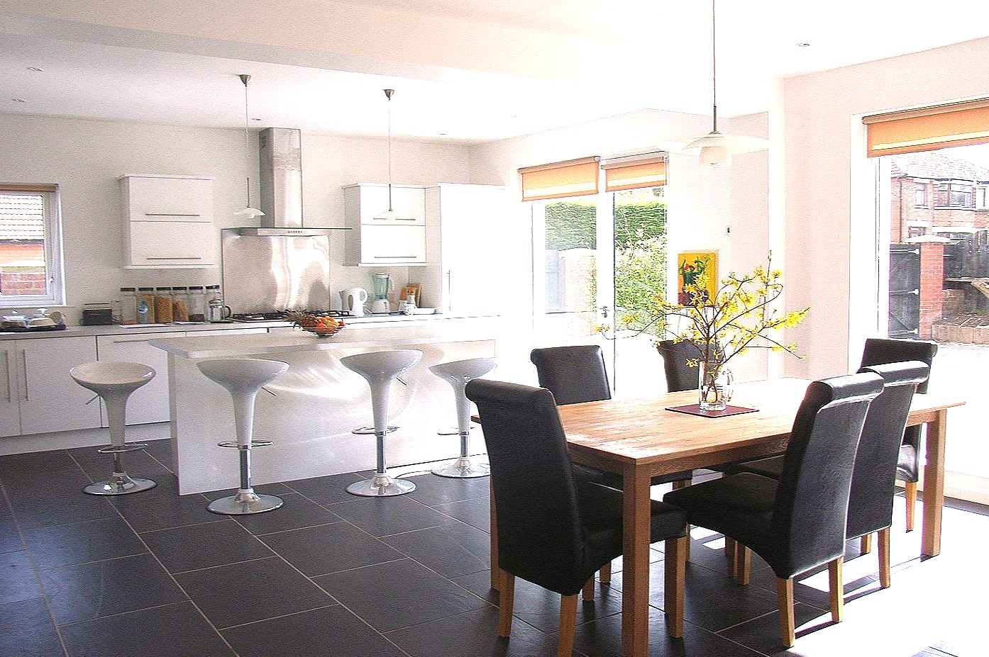 Kitchen extension, Stranmillis, Belfast