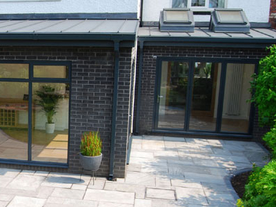 Bramhall House Extension