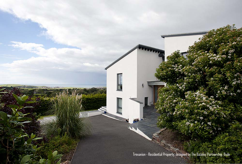 Contemporary Home re-modelling, Bude, Cornwall