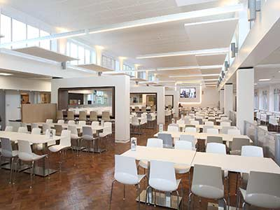 University of Worcester Restaurant